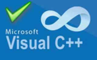 Visual c runtime library ошибка